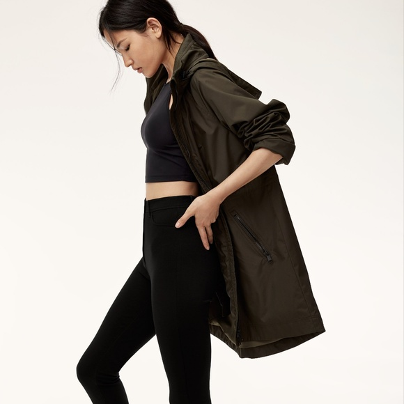 Aritzia Jackets & Blazers - The Group Babaton Valenti Jacket   Olive